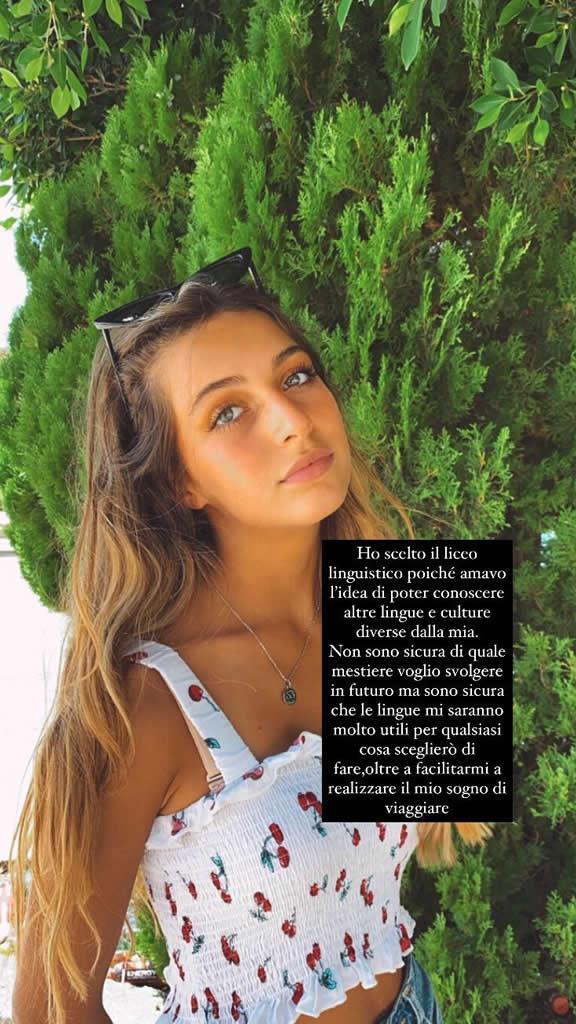 Alice Fiorello 2B Linguistico