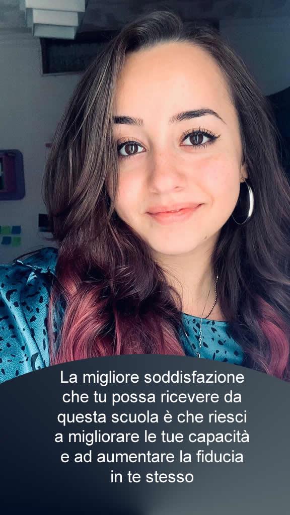 Loreley Emmanuele VB Linguistico
