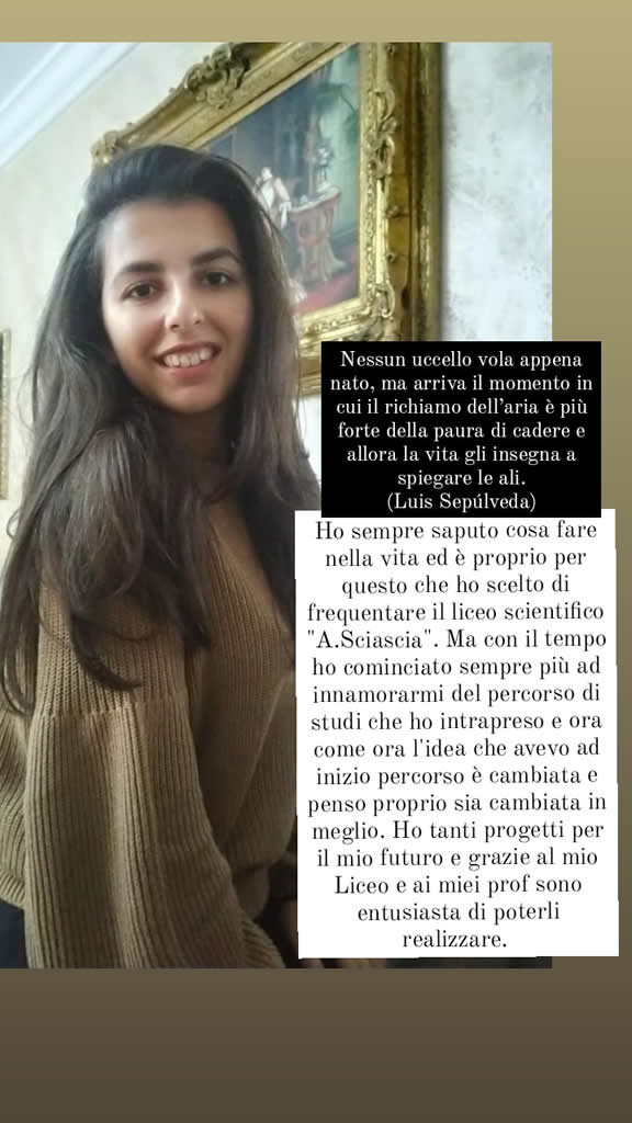 Miriam Capodici 5As